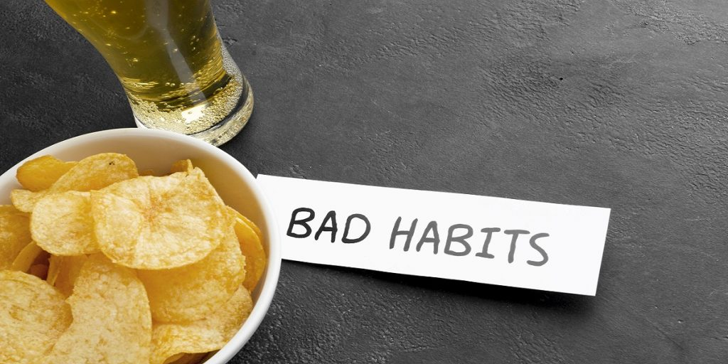 How you can change your Unhealthy Eating Habits